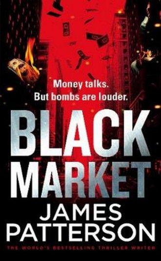 Black Market - okładka książki