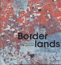 Borderlands. Art, Literature, Culture - okładka książki