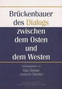 Brückenbauer des Dialogs zwischen - okładka książki