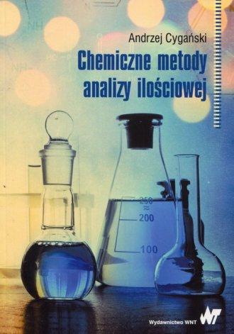 Chemiczne metody analizy ilościowej - okładka książki