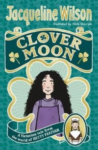 Clover Moon - okładka książki