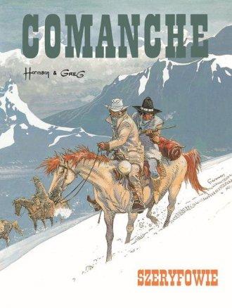 Comanche 8. Szeryfowie - okładka książki