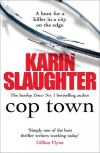 Cop Town - okładka książki