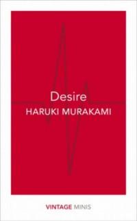 Desire - okładka książki