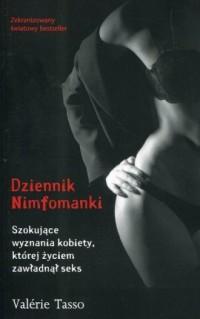 Dziennik nimfomanki. Szokujące - okładka książki