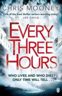 Every Three Hours - okładka książki