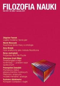 Filozofia Nauki nr 2 (98)2017 - okładka książki
