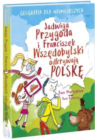 Franciszek Wszędobylski i Jadwiga - okładka książki