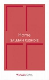 Home - Salman Rushdie - okładka książki