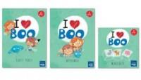 I love Boo Język angielski poziom - pudełko audiobooku