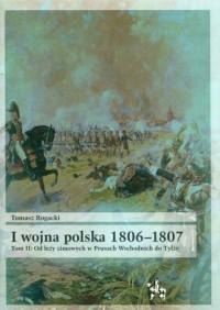 I wojna polska 1806-1807. Tom 2. - okładka książki