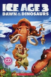Ice Age 3 Dawn of the Dinosaurs + CD Level 3 - okładka podręcznika