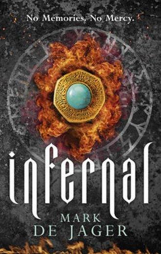 Infernal - okładka książki