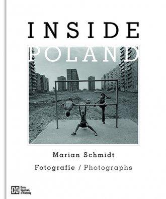 Inside Poland. Marian Schmitd. - okładka książki