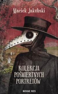 Kolekcja pośmiertnych portretów - okładka książki