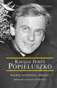 Ksiądz Jerzy Popiełuszko - Ewa - okładka książki