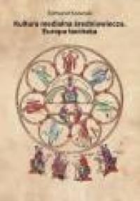 Kultura medialna średniowiecza. - okładka książki