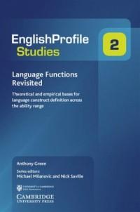 Language Functions Revisited - - okładka książki