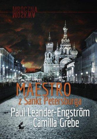 Maestro z Sankt Petersburga - okładka książki