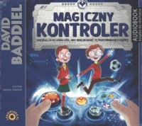 Magiczny Kontroler - David Baddiel - pudełko audiobooku