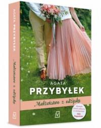 Małżeństwo z odzysku - okładka książki