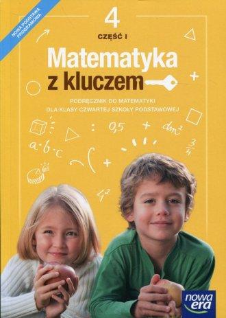 Matematyka z kluczem 4. Szkoła - okładka podręcznika