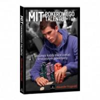 Mit pokerowego talentu - okładka książki
