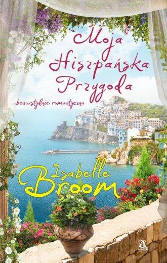 Moja hiszpańska przygoda - okładka książki
