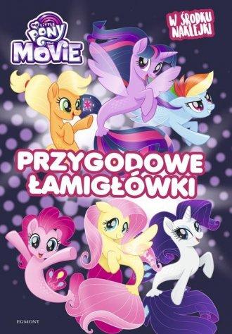 My Little Pony. The Movie. Przygodowe - okładka książki