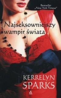 Najseksowniejszy wampir świata - okładka książki