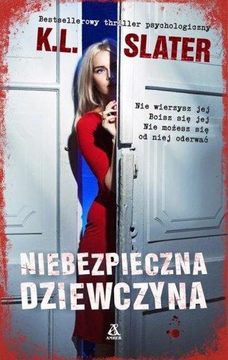 Niebezpieczna dziewczyna - okładka książki