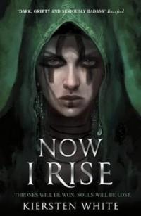 Now I Rise - okładka książki