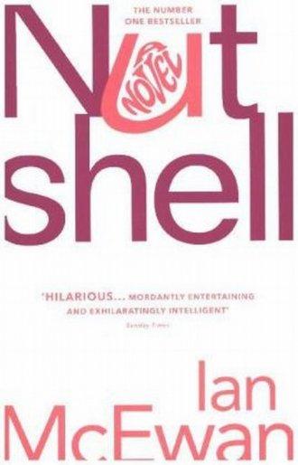 Nutshell - okładka książki