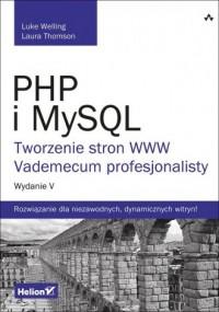 PHP i MySQL Tworzenie stron WWW - okładka książki