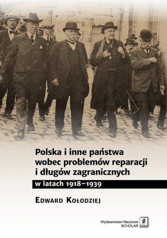 Polska i inne państwa wobec problemów - okładka książki