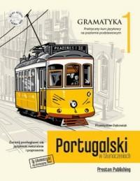 Portugalski w tłumaczeniach. Gramatyka 1 - okładka podręcznika