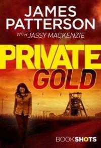 Private Gold. Bookshots - James - okładka książki