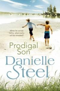 Prodigal Son - Danielle Steel - okładka książki