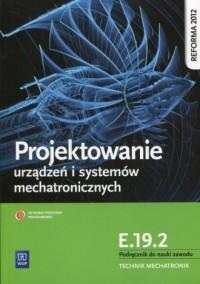 Projektowanie urządzeń i systemów - okładka podręcznika