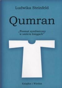 Qumran. Poemat symfoniczny w sześciu ksiegach - okładka książki