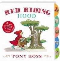 Red Riding Hood. My Favourite Fairy Tale Board Book - okładka książki