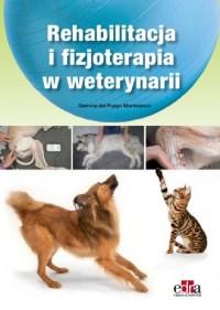 Rehabilitacja i fizjoterapia w - okładka książki