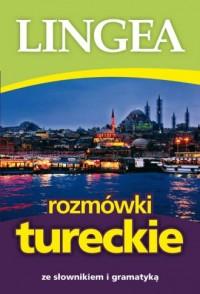 Rozmówki polsko-tureckie ze słownikiem i gramatyką - okładka podręcznika