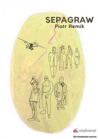 Sepagraw - okładka książki
