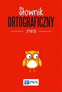 Słownik ortograficzny PWN - Wydawnictwo - okładka książki
