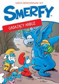Smerfy - Gadający Arbuz - Wydawnictwo - okładka filmu