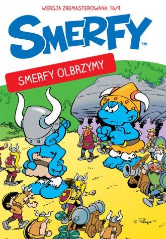 Smerfy - Smerfy Olbrzymy 16/9 - okładka filmu