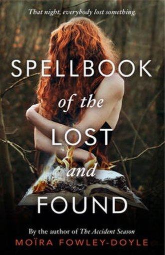 Spellbook of the Lost and Found - okładka książki