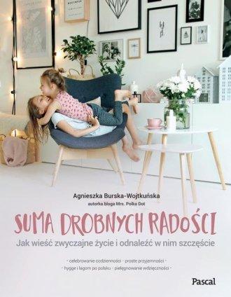 Suma drobnych radości - okładka książki