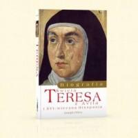 Św. Teresa z Ávila. Biografia - okładka książki